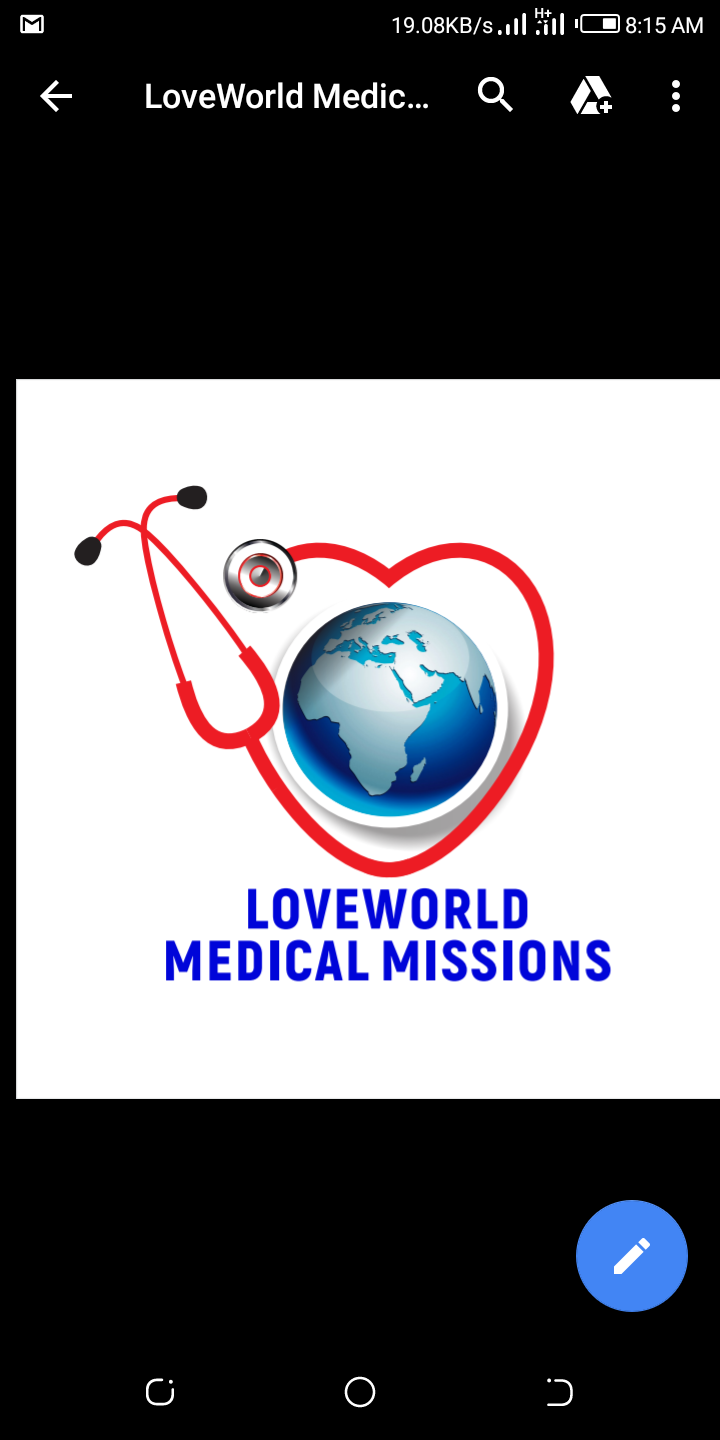 LOVEWORLD MEDICAL MISSIONS avatar picture