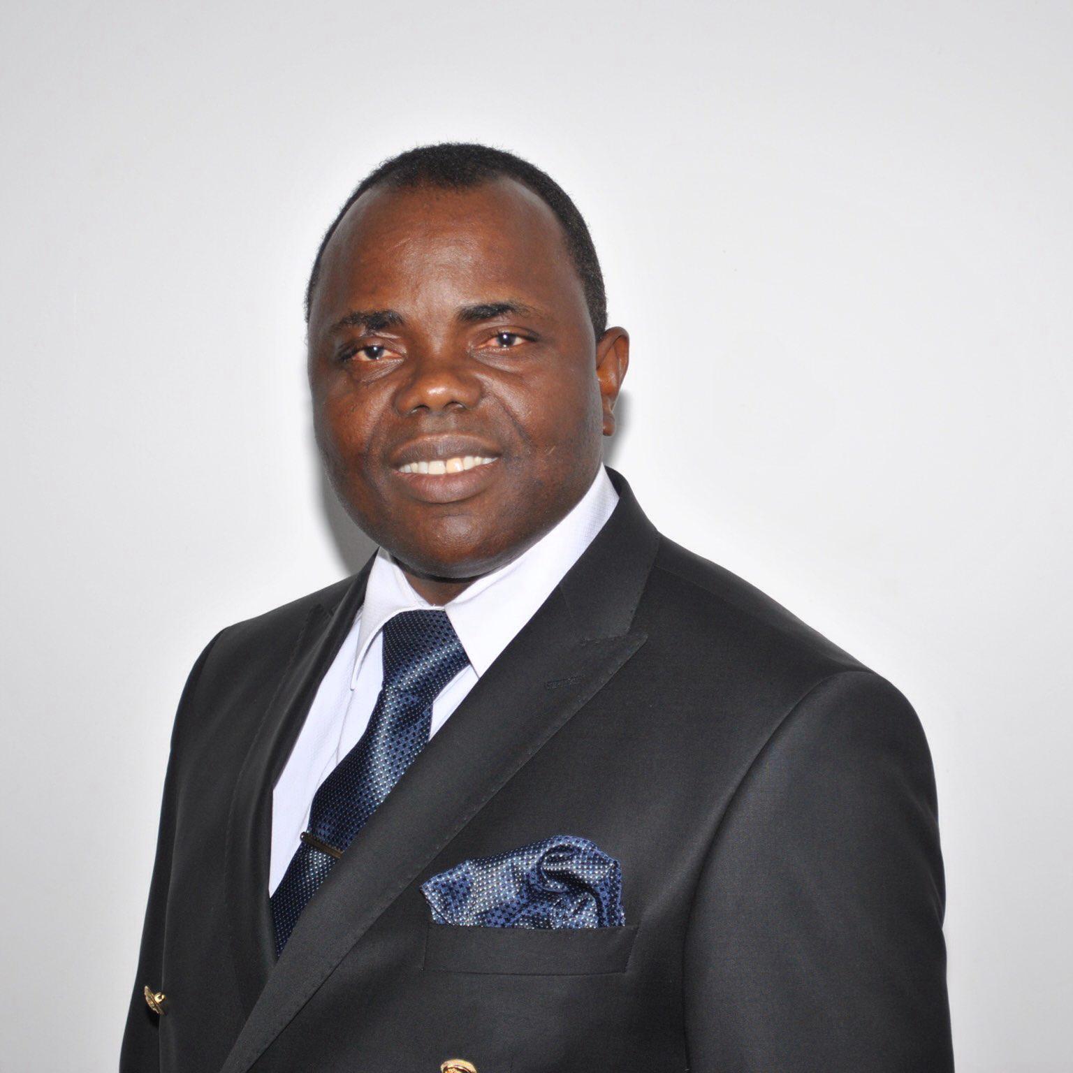 Pastor Ken T. U. Igini avatar picture