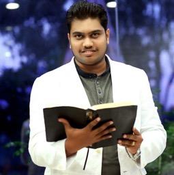 Pastor Ashish Kalokhe avatar picture